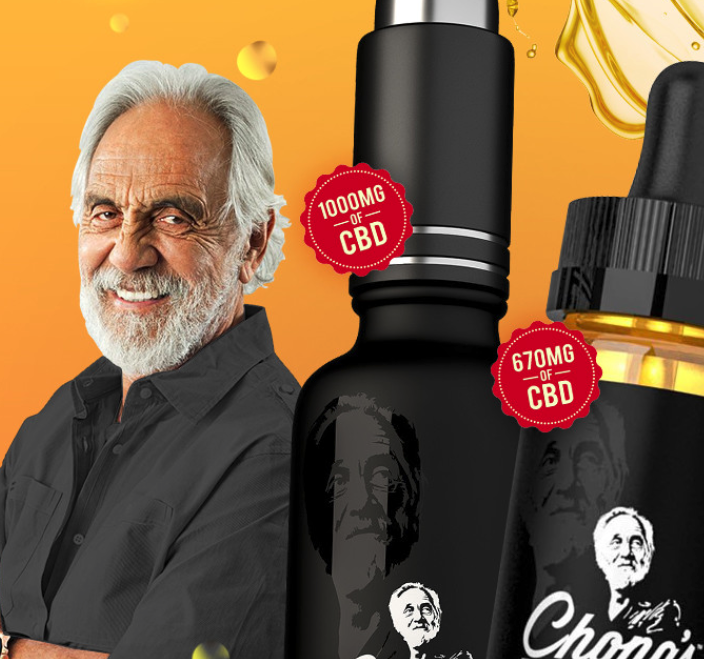 Chong's Choice CBD Oil and Vape Additive