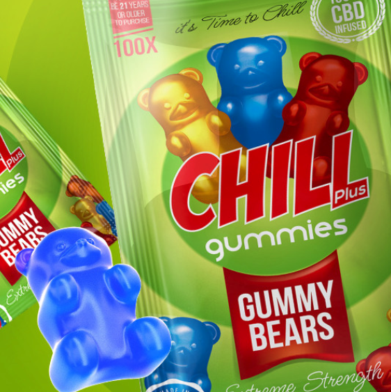 Diamond CBD Chill Gummies