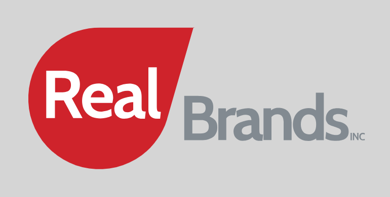 Real Brands Inc Logo